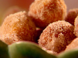 Orange Sugar Fried Donut Holes