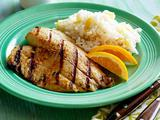 Zesty Grilled Tilapia