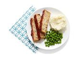 Turkey Meatloaf TV Dinner
