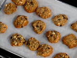 Kicked Up Oatmeal Cookies
