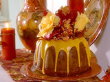 Spiced Pumpkin Bundt Cake with Citrus Glaze