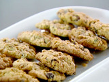 Raisin Pecan Oatmeal Cookies