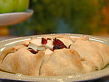 Apple-Cranberry Galette
