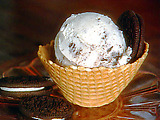 Easy Homemade Cookie Ice Cream