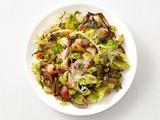 Warm Chicken and Butter Bean Salad