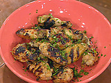 Grilled Vietnamese-style Chicken Wings