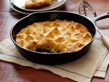 Sweet Corn Bread Pudding