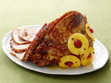 Old-Fashioned Holiday Glazed Ham