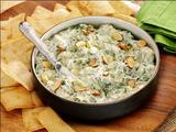 Spinach, Artichoke and Almond Dip