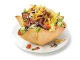 Almost-Famous Steak Taco Salad
