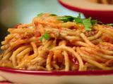 Dora's Baked Spaghetti