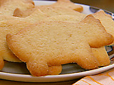Shelbi's Butter Cookies