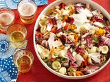 Tuscan Pasta Salad With Grilled Vegetables