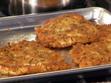 Chicken Cutlets with Herbs
