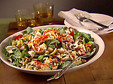 Neapolitan Calamari and Shrimp Salad