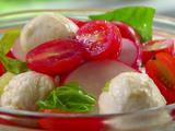 Tomato and Radish Salad