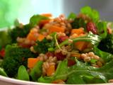 Broccoli and Barley Smoked Paprika Salad