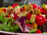 Chopped Grilled Summer Salad
