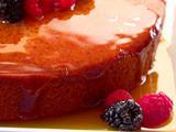 Olive Oil Honey Cake