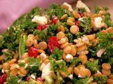 Lentil and Kale Salad