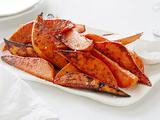 "Baked Sweet Potato ""Fries"""