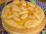 Sponge Cake with Pear Marmalade: Ciambella Pugliese