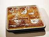 Orange Marmalade Bread Pudding