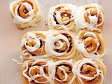 Hazelnut Cinnamon Rolls