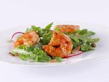 Chipotle Shrimp and Arugula Salad
