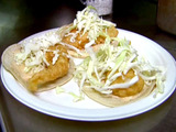 La Fondita Fish Tacos
