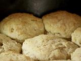 Black Pepper and Sage Biscuits