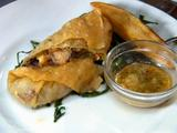 Crawfish Spring Roll