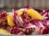 Grilled Radicchio and Walnut Salad