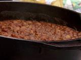 Cowboy Bacon Beans