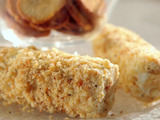 Macadamia Nut-Crusted Goat Cheese