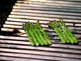 Sesame Grilled Asparagus