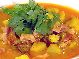 Vegetable Curry (with Chicken, if You Want)