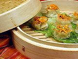 Crab Dumplings - Slimmed