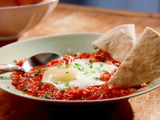 Eggs in Purgatory: Shakshuka