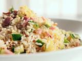 Hearty Skillet Rice