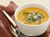Tomato Gorgonzola Soup