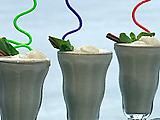 Cinnamon Roll Milkshake