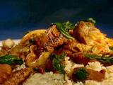 Kimchi and Tenderloin Stir-Fry