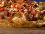 Potato and Pancetta, Pizza