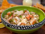 Shrimp and Mahi Mahi Citrus Ceviche