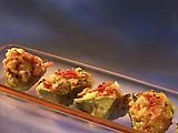 Tempura Avocado with Shrimp