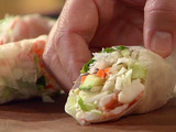 Springing Shrimp Rolls