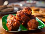 Spicy Chorizo Meatballs