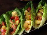Heirloom Tomato Tacos