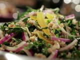 Bulgur Wheat and Kale Salad